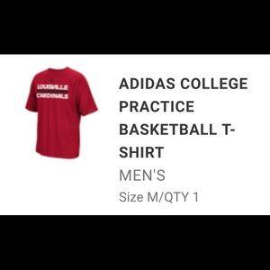 Adidas Louisville Basketball Shirt